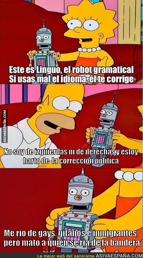 97278 - Linguo: El robot que te ayuda a entender el lenguaje correctamente