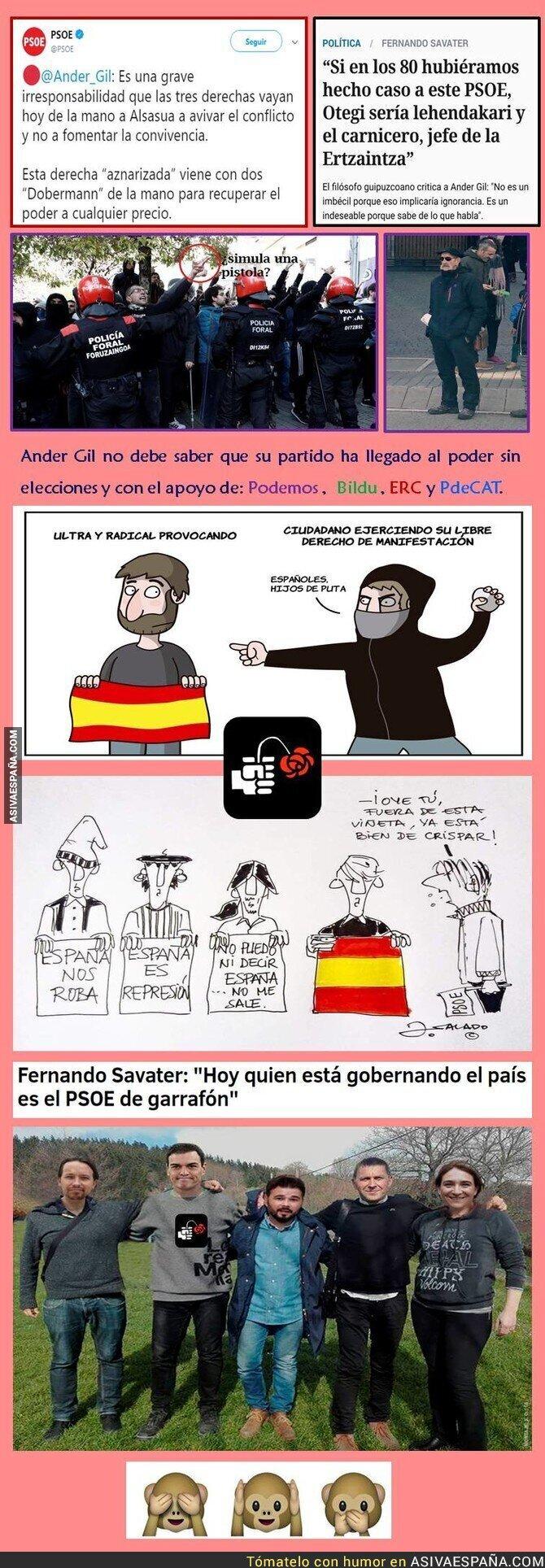 97342 - PSOE de garrafón ... Cuidado con la resaca.