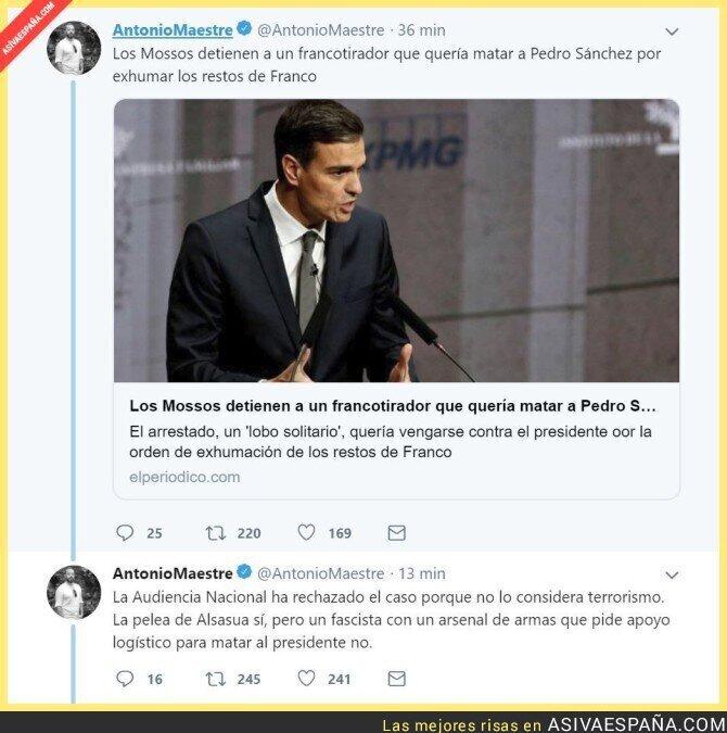 97358 - La Audiencia Nacional y su criterio infalible
