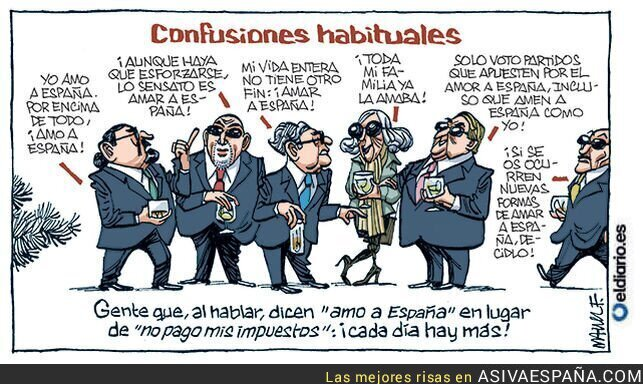 97392 - Aman a España siempre que la puedan estafar todo lo estafable