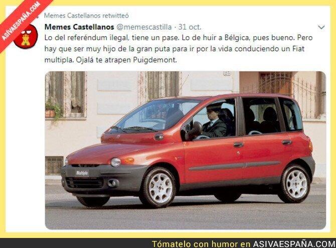97720 - Lo de Puigdemont no tiene perdón