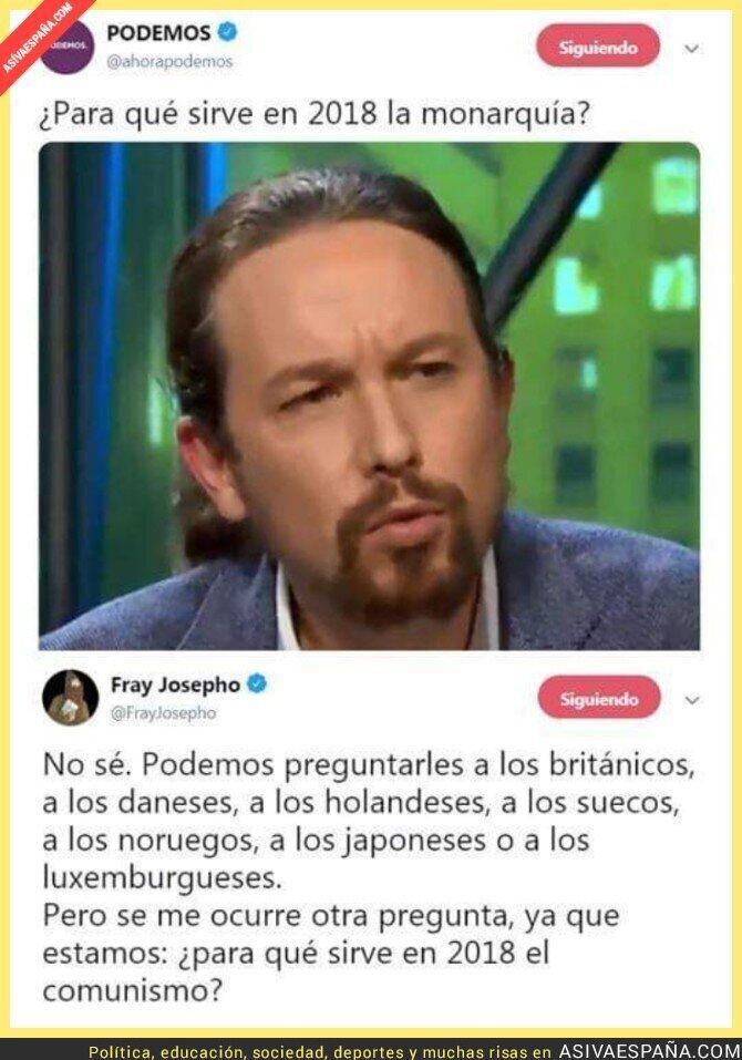 97772 - Una pregunta a Pablo Iglesias
