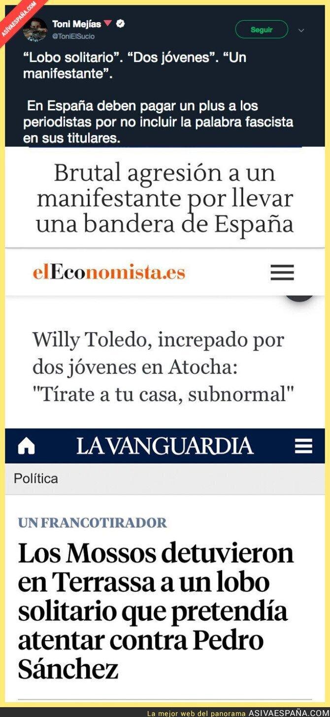 97935 - Periodistas españoles que te manipulan dándole mil vueltas para no decir una palabra con la que entendemos mejor las cosas