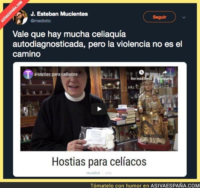 98437 - La violencia en la iglesia