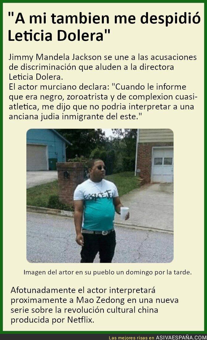 98438 - Otro despedido por Leticia Dolera