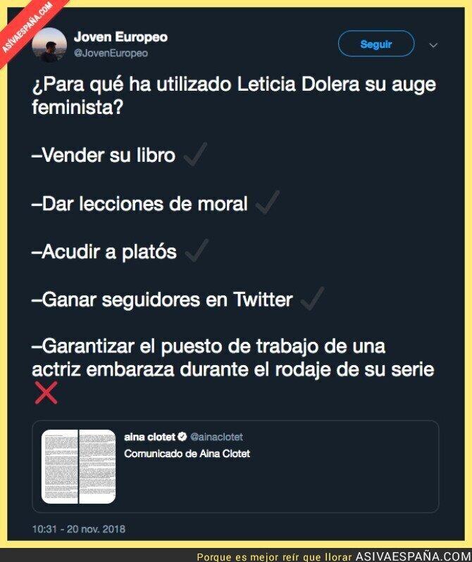 98450 - Leticia Dolera y su