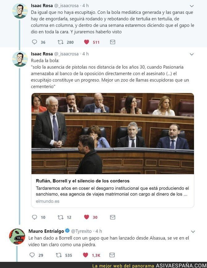 98560 - La derecha y sus Fake News....