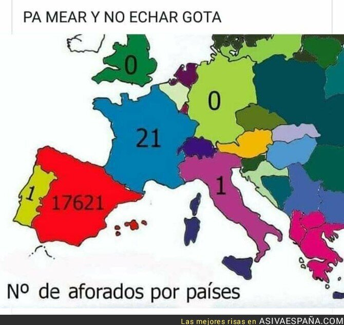 98836 - Preocupante dato de España
