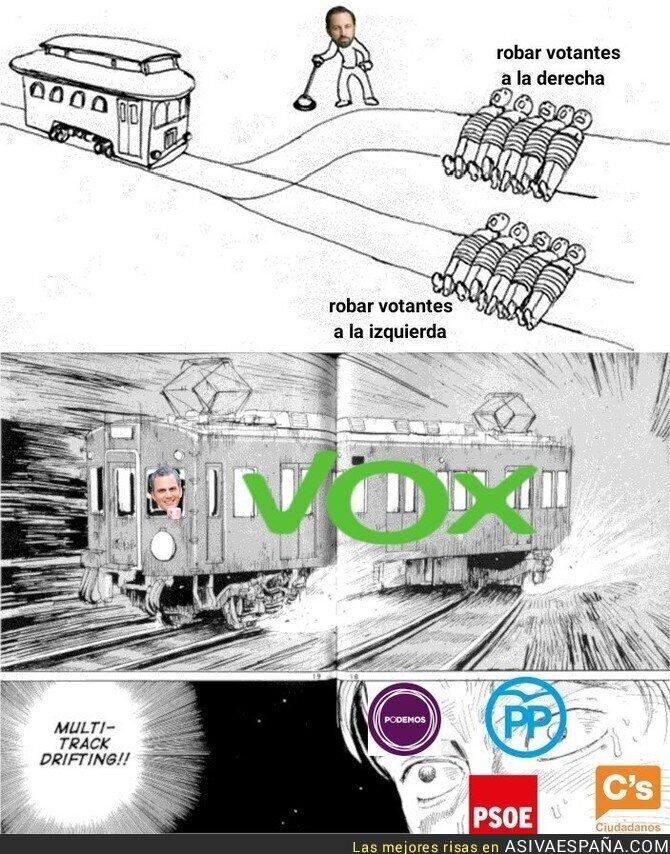 98859 - VOX haciendo de las suyas