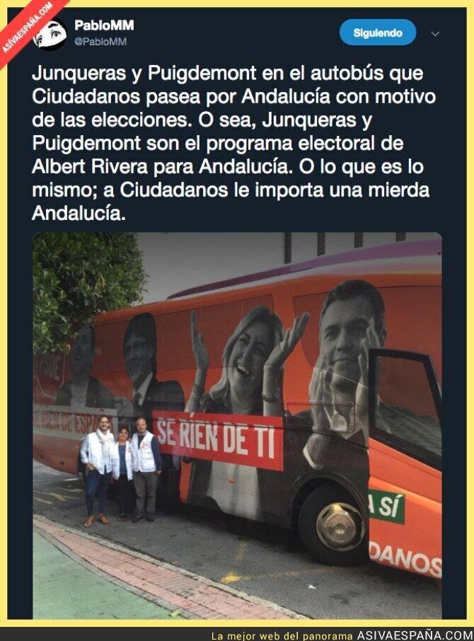98911 - La estrategia de Ciudadanos en Andalucía