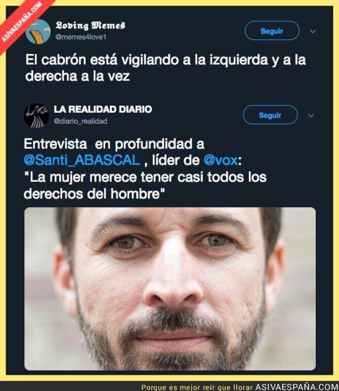 100124 - La visión de Santiago Abascal