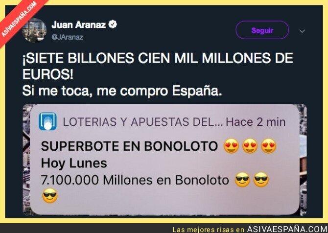 100248 - La Bonoloto tiene un premio histórico