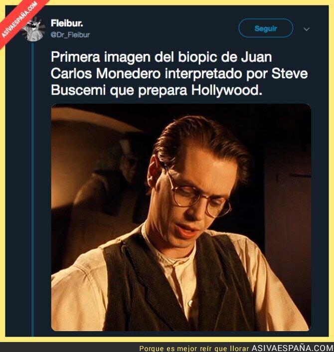 100293 - Juan Carlos Monedero salta al cine