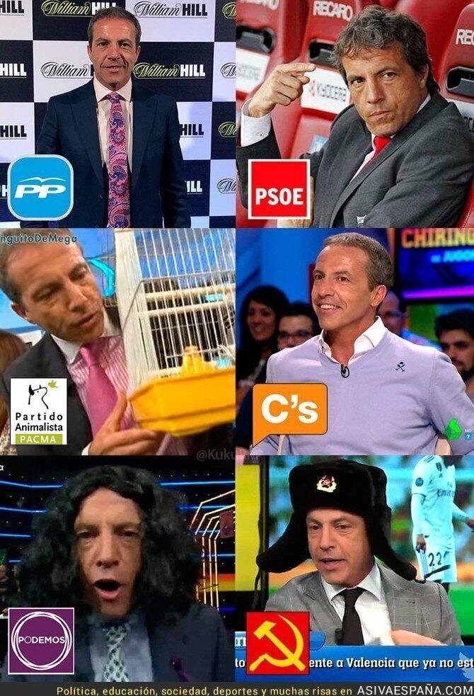 100410 - Si Cristóbal Soria fuese un partido político