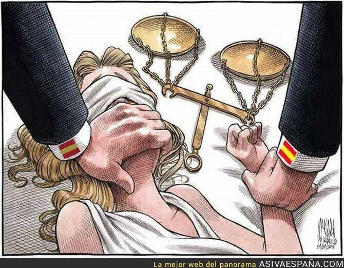100588 - La justicia en España