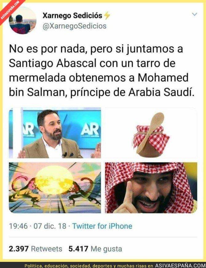 100597 - Los vínculos de VOX y Arabia Saudí