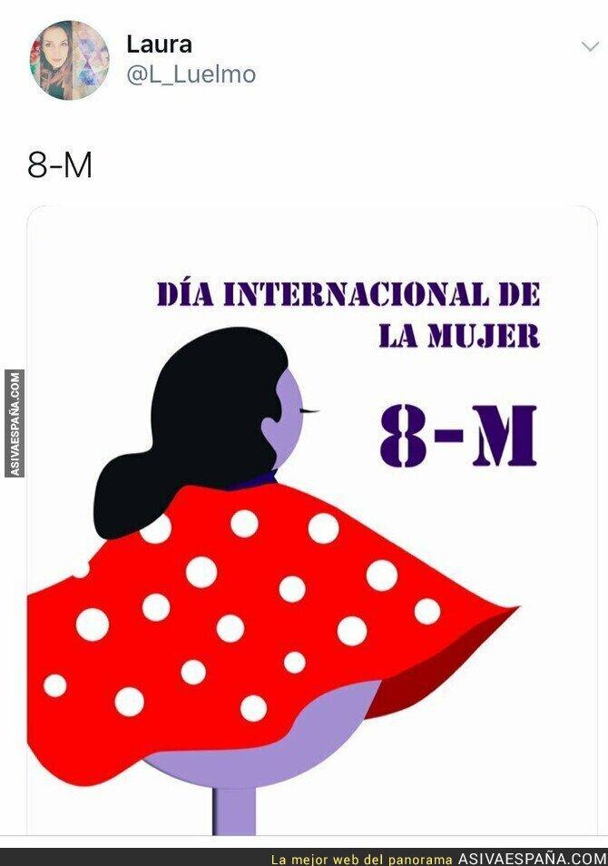 100659 - El último tuit de Laura Luelmo que ya será un símbolo para la lucha contra la violencia de género