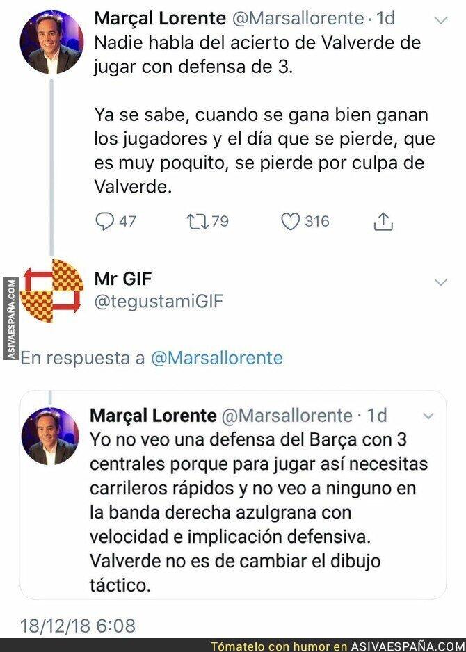100697 - Este es el nivel de periodismo que hay en El Mundo Deportivo con Marçal Lorente
