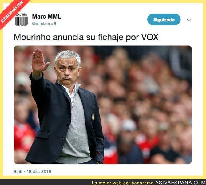 100760 - Mourinho ya tiene nuevo empleo