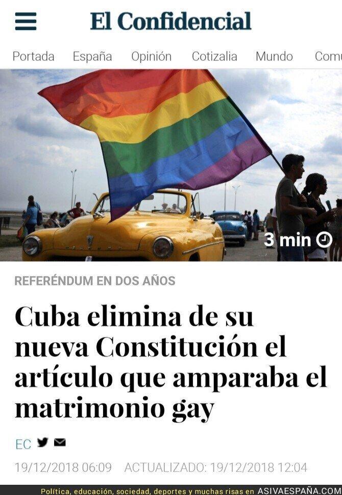 100781 - La extrema derecha llega a Cuba... ah no, que es un parlamento 100% comunista