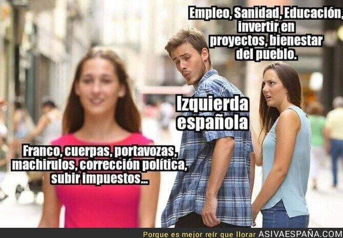 100782 - La izquierda española no aprende