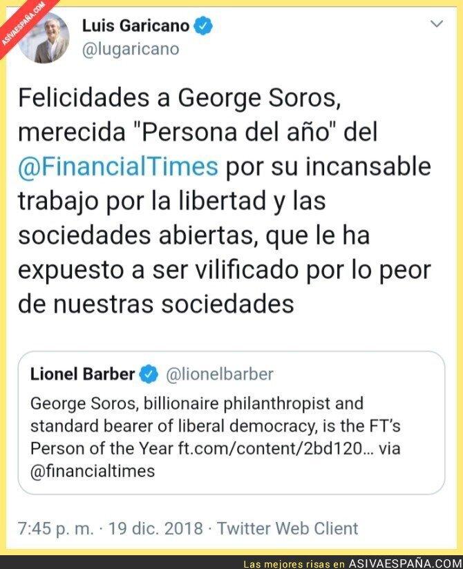 100887 - Ya sabemos que George Soros está detrás de Ciudadanos