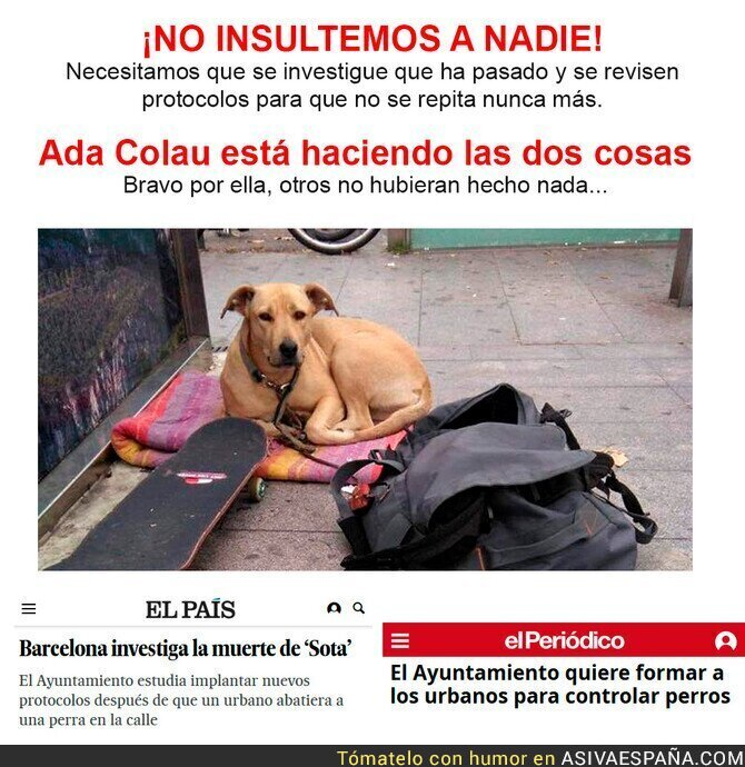101054 - #JusticiaParaSota