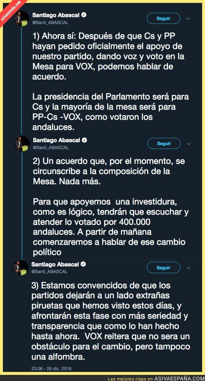 101286 - Habemus pacto PP/Ciudadanos/VOX