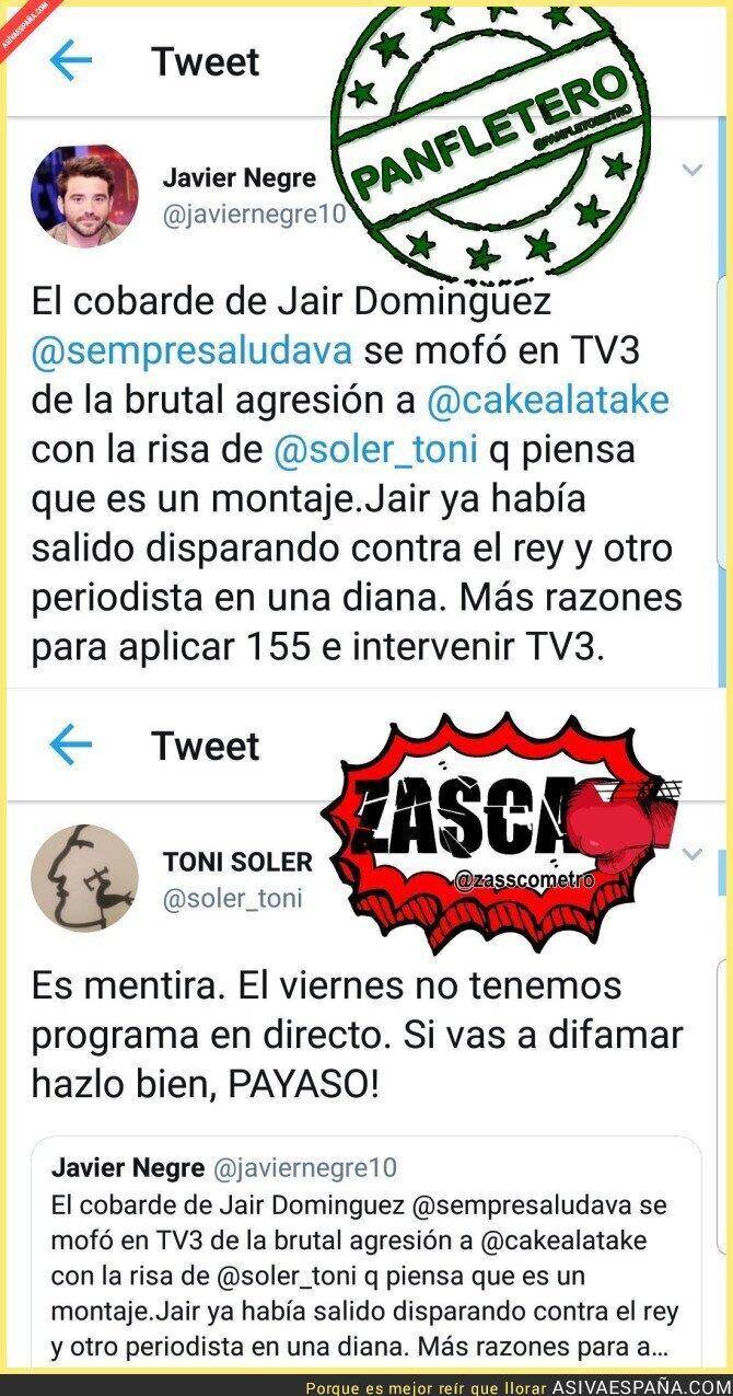 101314 - Así son las formas de difamar sobre TV3 por parte del Jefe de opinión de El Mundo