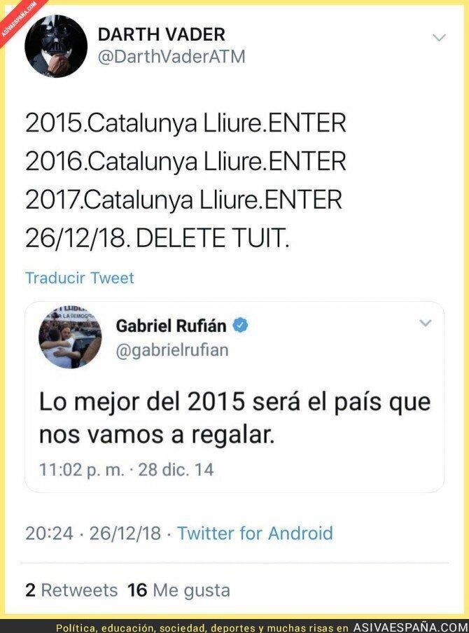 101319 - El país de Gabriel Rufián no termina de llegar