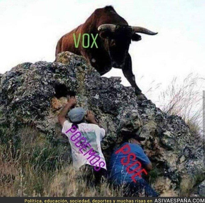 99280 - El miedo cambia de bando tras la aparición de VOX