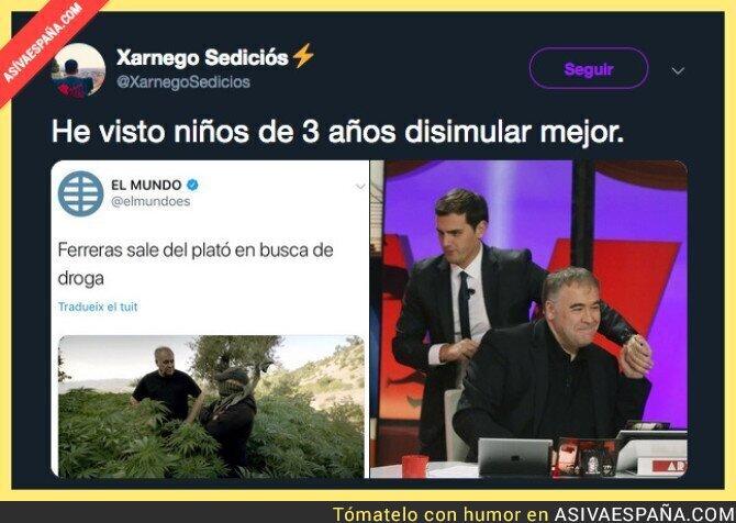 99508 - Antonio García Ferreras y su trabajo de campo