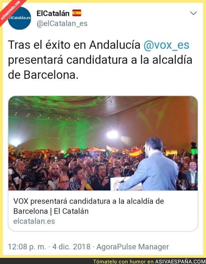 99572 - Ciudadanos de Cataluña, VOX ya está aquí