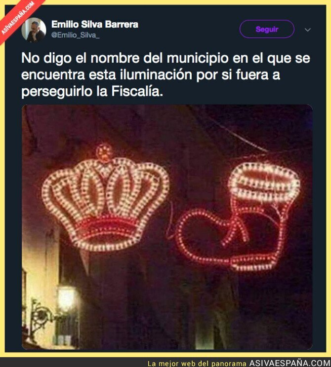 101595 - Mil agentes salen a las calles en busca de esa decoración navideña
