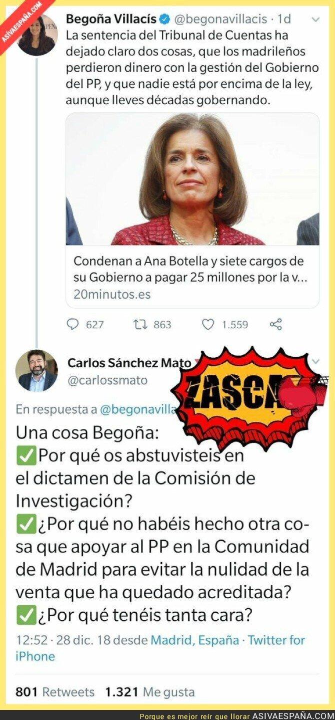 101808 - Las palabras de Begoña Villacís tras la sentencia a Ana Botella
