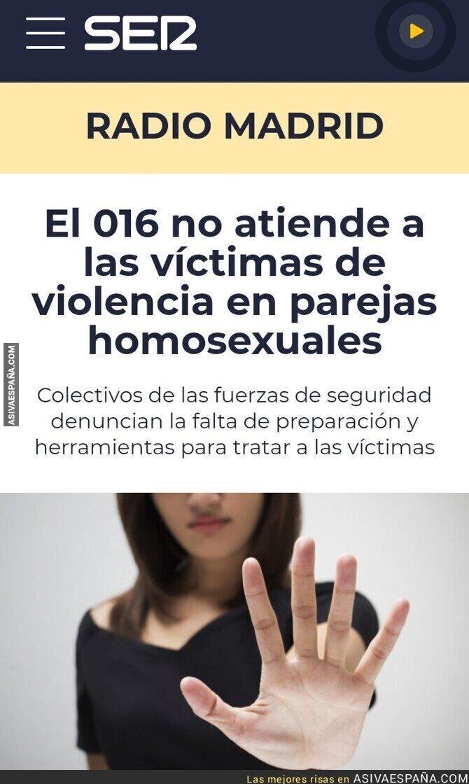 101873 - VOX consigue romper el tabú de la violencia homosexual