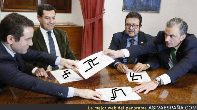 102152 - La firma de pactos en Andalucía