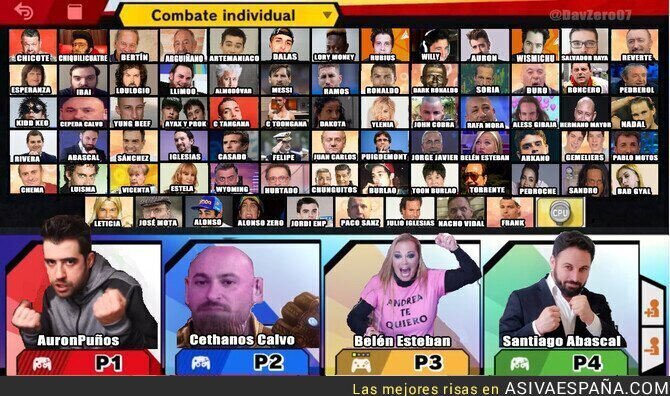 102335 - Super Smash Spain Ultimate