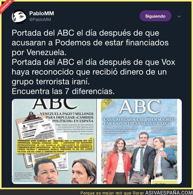102647 - Así trata la información de Irán el ABC