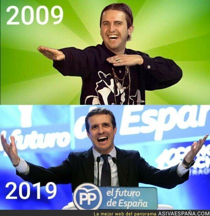 102720 - El gran cambio de Pablo Casado