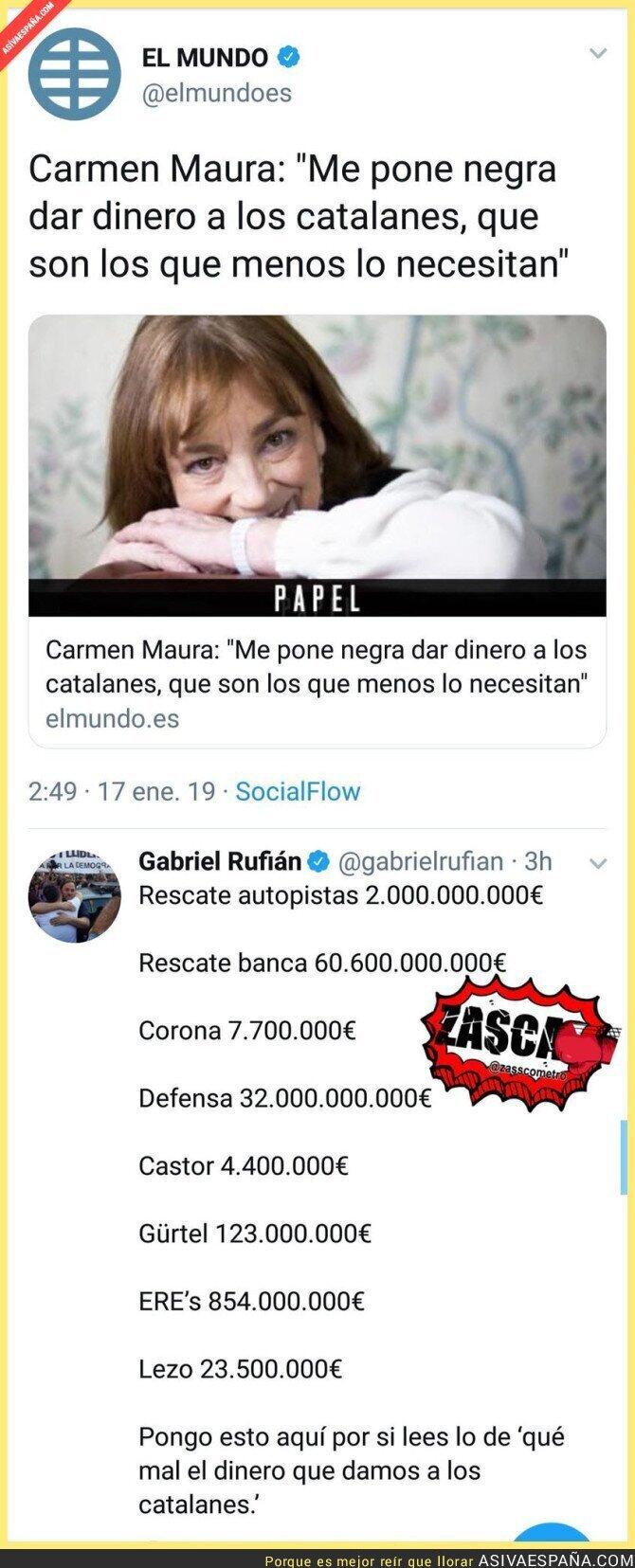 102845 - Todo este dinero no le molesta a Carmen Maura