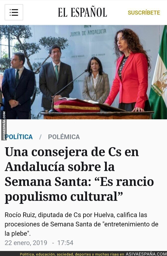 103150 - En vez de Rocío se tenía que haber llamado Fátima