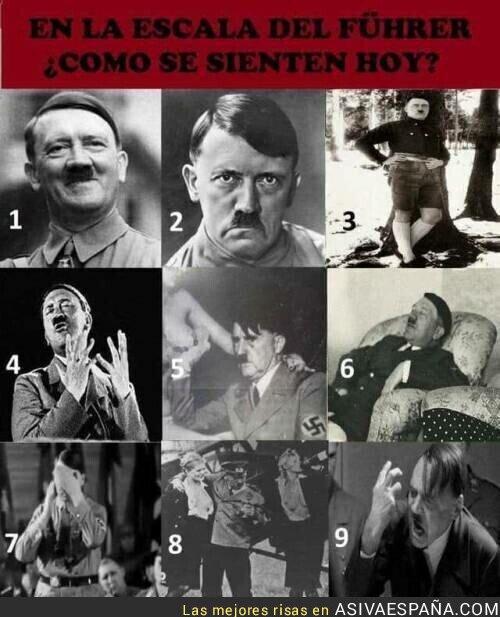 103617 - Como te sientes hoy en la escala del führer