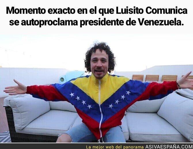 103659 - Ya tenemos nuevo presidente de Venezuela