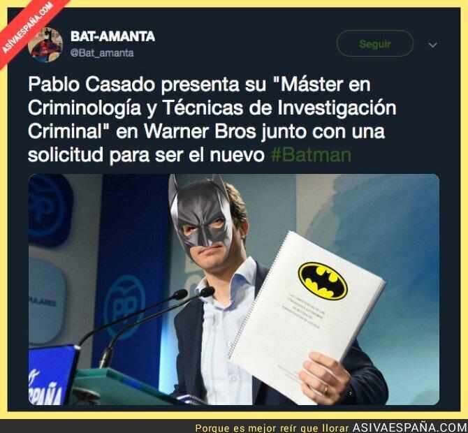103779 - Pablo Casado no pierde oportunidad para lucir su curriculum