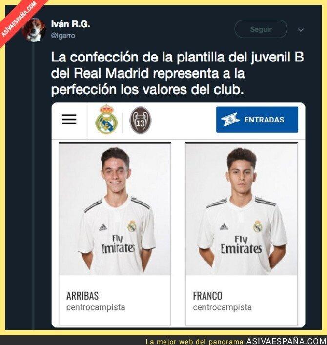 104018 - Los enseñan desde pequeños en el Real Madrid