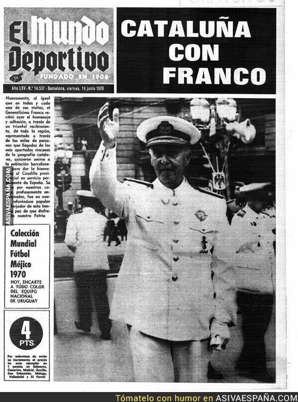 104242 - Cuando el Barça era franquista