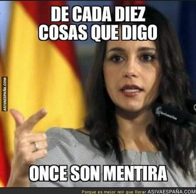 104633 - Así es Inés Arrimadas