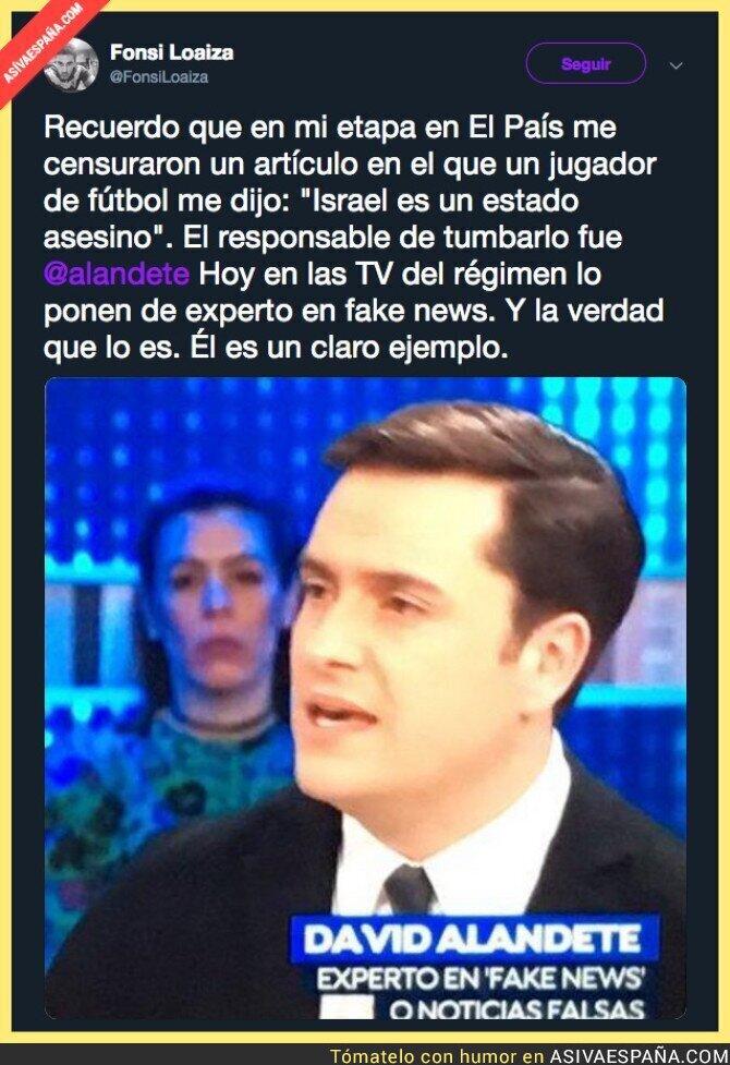 104650 - Menudo han puesto como experto de 'fake news'