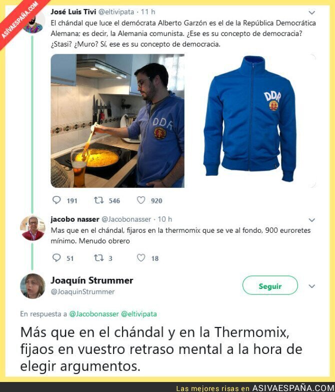 104732 - Si tienes una Thermomix no puedes defender a los trabajadores